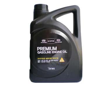 ENGINE OIL (PREMUIM EXTRA GASOLINE) 05100-00421