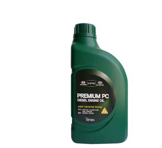 ENGINE OIL (PREMUIM PC DIESEL) 05200-00100