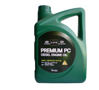ENGINE OIL (PREMUIM PC DIESEL) 05200-00400