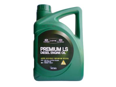 ENGINE OIL (PREMUIM LS DIESEL – PCDO-2) 05200-00411