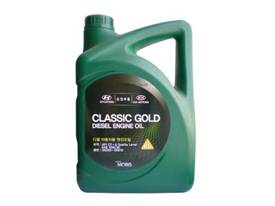 ENGINE OIL (CLASSIC GOLD DIESEL) 05200-00610