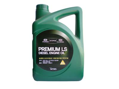 ENGINE OIL (PREMUIM LS DIESEL – PCDO-2) 05200-00611