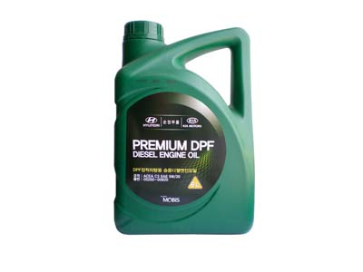 ENGINE OIL (PREMUIM DPF DIESEL) 05200-00620